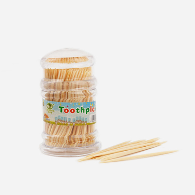 Two Sharps Bamboo Toothpick