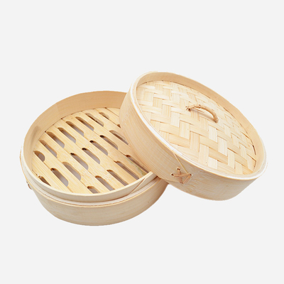 Natural Bamboo Steamer